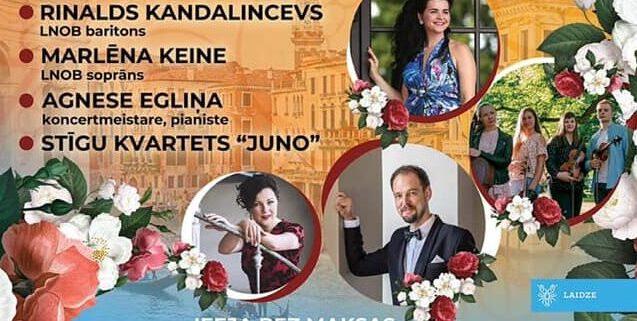 29.augusts, Mazie Opermūzikas svētki Laidzē